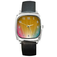 cr9 Square Metal Watch