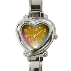 cr9 Heart Italian Charm Watch