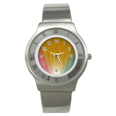 cr9 Stainless Steel Watch