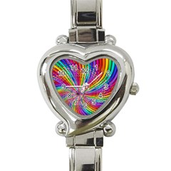 cr7 Heart Italian Charm Watch