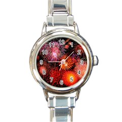 Fireworks Classic Elegant Ladies Watch (Round)