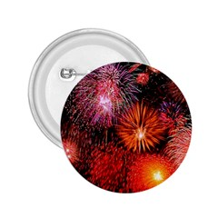 Fireworks Regular Button (Round)