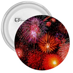 Fireworks Large Button (Round)