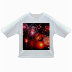 Fireworks Baby T-shirt