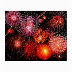 Fireworks Glasses Cleaning Cloth