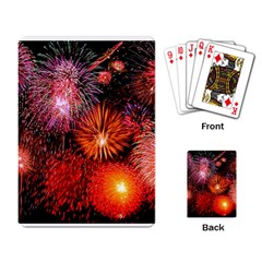 Fireworks Standard Playing Cards