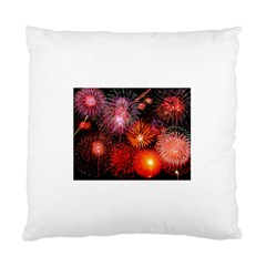 Fireworks Single-sided Cushion Case