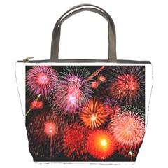 Fireworks Bucket Handbag