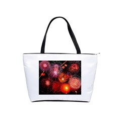 Fireworks Large Shoulder Bag