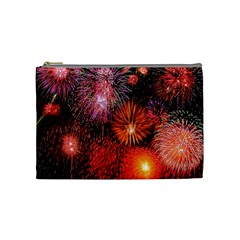 Fireworks Medium Makeup Purse