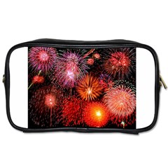 Fireworks Single-sided Personal Care Bag