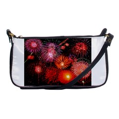 Fireworks Evening Bag