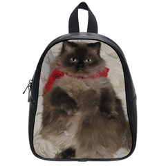 My Cat Small School Backpack