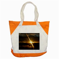 Rainbows And Sunsets 031 Snap Tote Bag