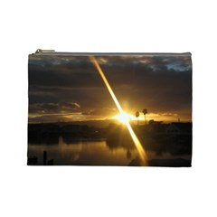 Rainbows And Sunsets 031 Large Makeup Purse