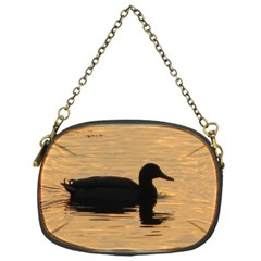 Lone Duck Single Sided Evening Purse