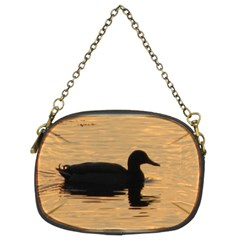 Lone Duck Twin Sided Evening Purse