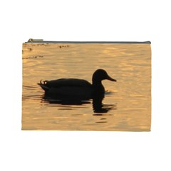 Lone Duck Large Makeup Purse