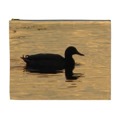 Lone Duck Extra Large Makeup Purse