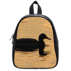 Lone Duck Small School Backpack