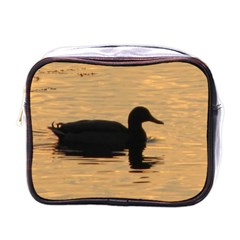 Lone Duck Single-sided Cosmetic Case