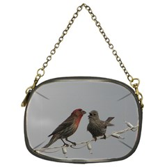 Chit Chat Birds Single Sided Evening Purse