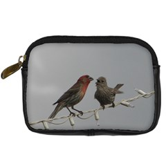 Chit Chat Birds Compact Camera Case
