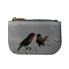 Chit Chat Birds Coin Change Purse