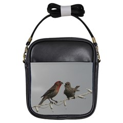 Chit Chat Birds Kids'' Sling Bag