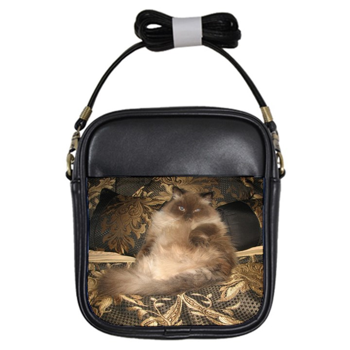 Prince Kitty Kids'' Sling Bag