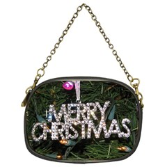 Merry Christmas  Single-sided Evening Purse