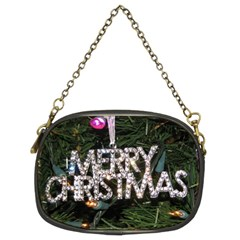 Merry Christmas  Twin Sided Evening Purse