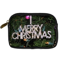 Merry Christmas  Compact Camera Case
