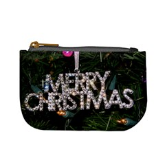 Merry Christmas  Coin Change Purse