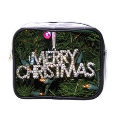 Merry Christmas  Single-sided Cosmetic Case