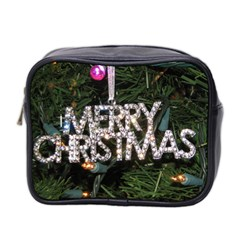 Merry Christmas  Twin-sided Cosmetic Case