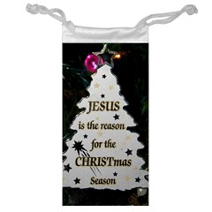 Jesus is the Reason Glasses Pouch