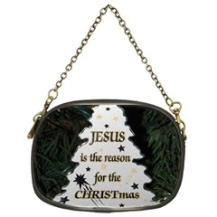 Jesus is the Reason Single-sided Evening Purse