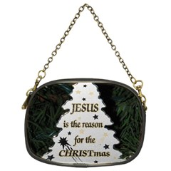 Jesus Is The Reason Twin Sided Evening Purse
