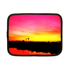 Pink Sunset 7  Netbook Case