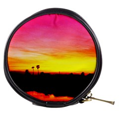 Pink Sunset Mini Makeup Case