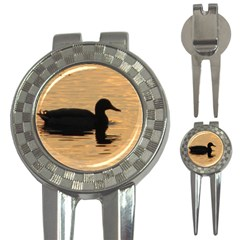 Lone Duck Golf Pitchfork & Ball Marker