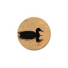 Lone Duck Golf Ball Marker
