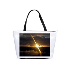 Delta Sunset Classic Shoulder Handbag