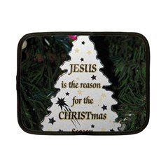 Jesus Is The Reason 7  Netbook Case
