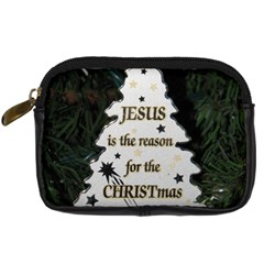 Jesus is the Reason Compact Camera Case