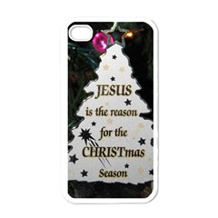 Jesus is the Reason White Apple iPhone 4 Case