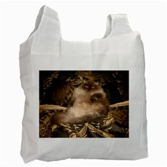 Royal Kitty Twin-sided Reusable Shopping Bag