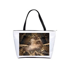 Royal Kitty Large Shoulder Bag