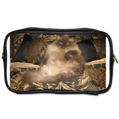 Royal Kitty Twin-sided Personal Care Bag